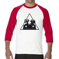 2018 Daft Punk Men T Shirt Daft Punk Print Tee Chemise Homme Manchester Camisas Para Hombre