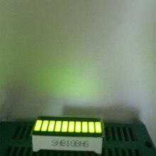 5 шт. Светодиодный дисплей 5 8 10 12 сегментный бар граф красный зеленый синий белый желтый цифры знаки куб баров Графический бар-граф модуль DIY
