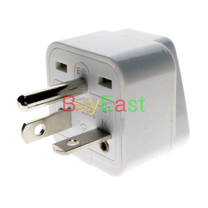 Lot 5 North American NEMA 6 20P US Electrical Plug Adapter Multi ...