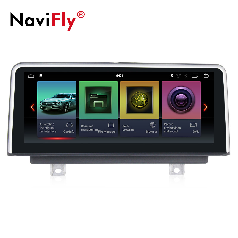 "Free shipping 10.2"" ID7 Android 7.1 Car dvd Multimedia player GPS Navi For BMW 3 Series F30 F31 F34 For BMW 4 Series F32 F33 F36-in Car Multimedia Player from Automobiles & Motorcycles"