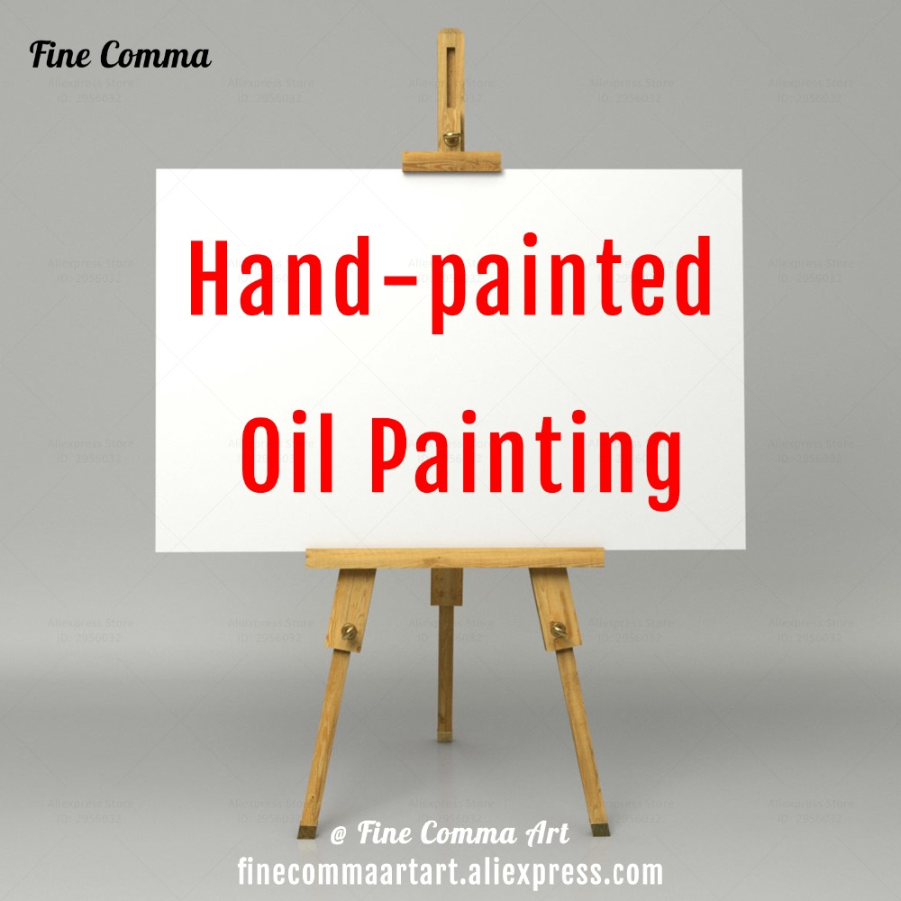 Hand Painted Canvas Oil Paintings Handmade Oil Painting Reproduction Copy Wall Decor Custom Wall Art Wall