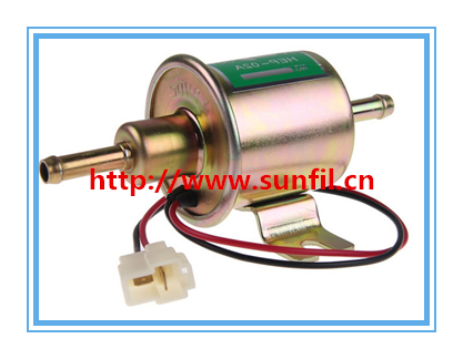 Wholesale electronic fuel pump HEP-02A 12V fuel pump, 5PCS/LOT нестеров су 24мр h0266b02 02a