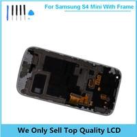 삼성 갤럭시 S4 미니 i9190 i9195 원래 LCD 디스플레이 터치 스크린 디지
