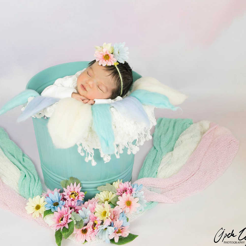 Don & Judy новорожденный реквизит для фотосессии аксессуары для упаковки фотосессия одеяло для студийной детской пеленки мохер мягкий стрейч обертывание s