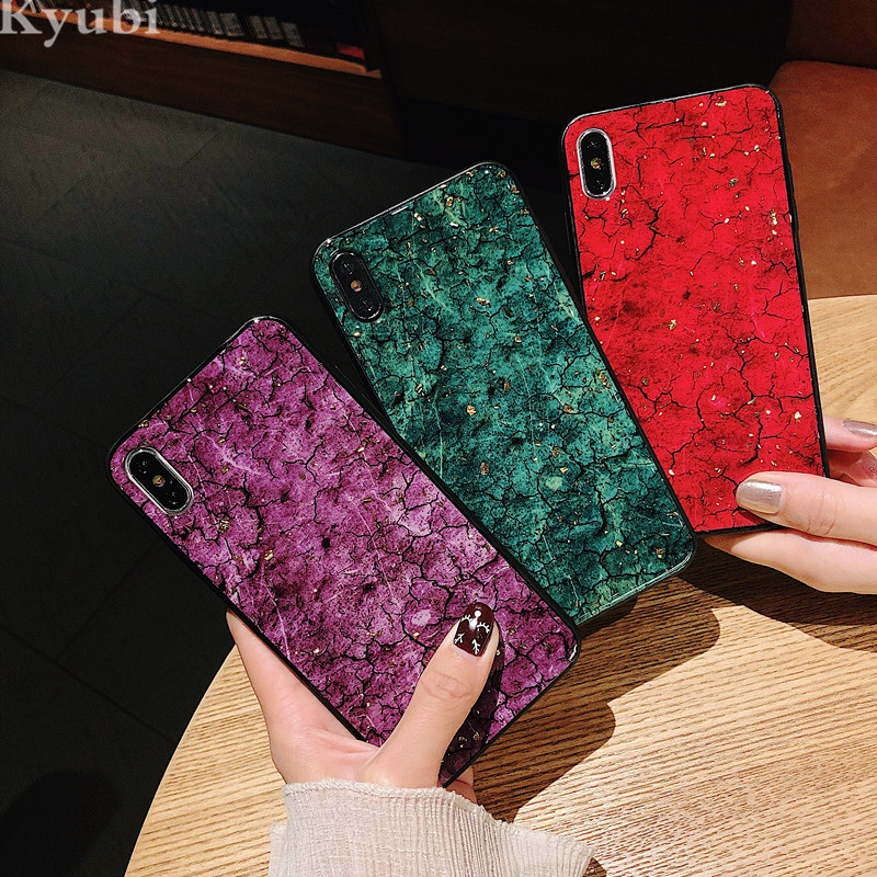 soft silicone gold foil fashion luxury marble phone case for <font><b>Samsung</b></font> Galaxy A5 A7 <font><b>2017</b></font> A10 A20 A30 A40 A50 A60 A70 coque image