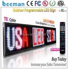 Продукт с из светодиодов прокрутка текст / сообщение дисплей акрил вывеска открытый прокрутка / перемещение текст / сообщение из светодиодов дисплей