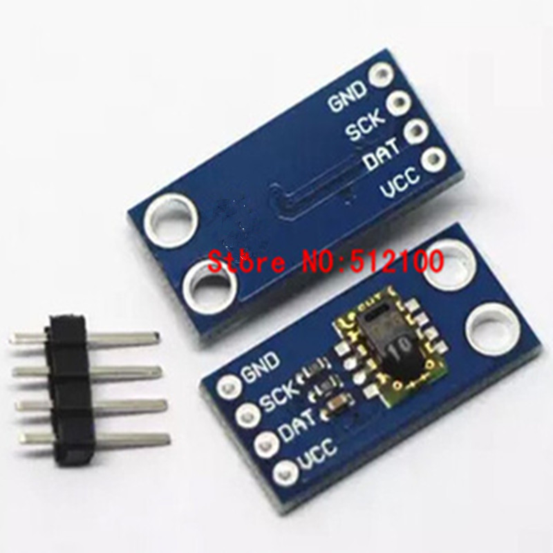 Free shipping 5pcs/lot CJMCU SHT10 Temperature and humidity sensor module development board-in Integrated Circuits from Electronic Components & Supplies    1