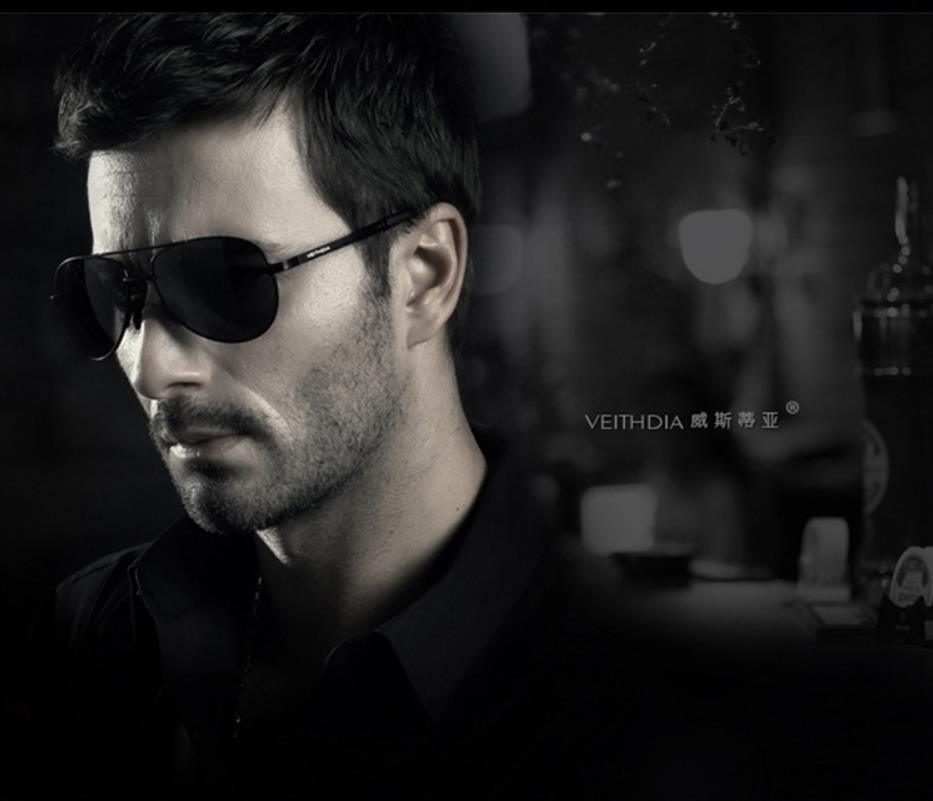 Bruno Dunn 2020 Aviation Men Sunglasses Polarized Sun Glases oculos de sol masculino aviador UV400 high quality  Sunglases 6