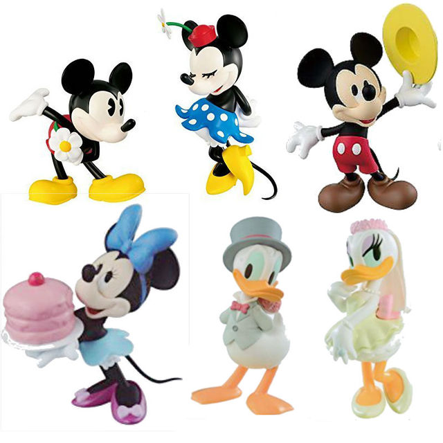 lovers moments minnie mickey donald duck daisy duck from the