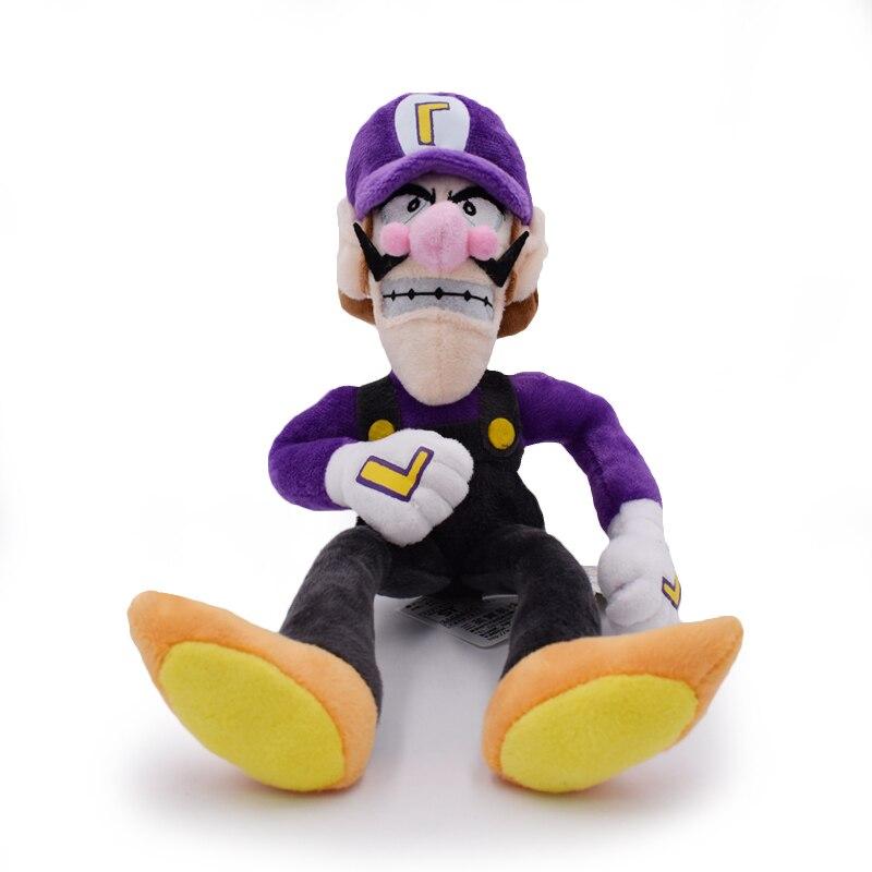 2018 Free Shipping Super Mario Mushroom Plush Toys Green
