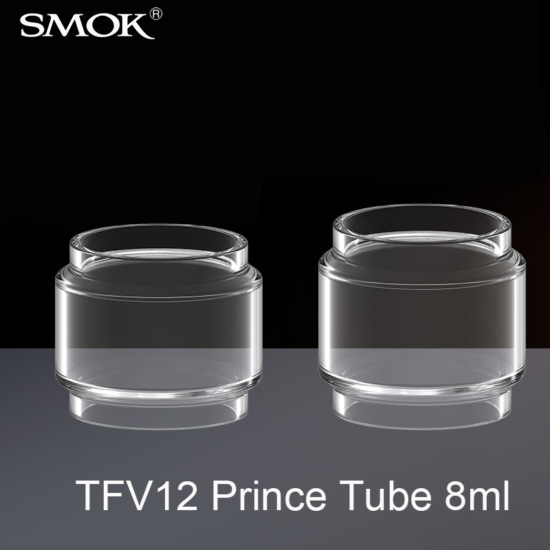 Electronic Cigarette SMOK <font><b>TFV12</b></font> <font><b>Prince</b></font> <font><b>Bulb</b></font> Pyrex <font><b>Glass</b></font> Tube 8ml for <font><b>TFV12</b></font> <font><b>Prince</b></font> Tank SMOK Mag Kit Stick <font><b>Prince</b></font> Kit S200 image