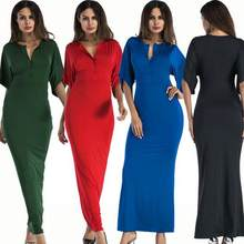 3111c1bebcea0 High Quality Plus Size Office Wear Dresses Promotion-Shop for High ...