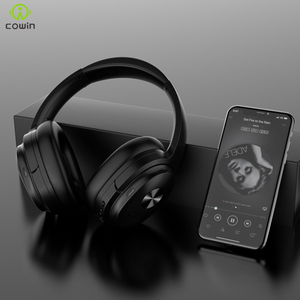 Image 3 - Cowin se7 ANC سماعة رأس بخاصية البلوتوث سماعات إلغاء الضوضاء النشطة سماعات رأس لاسلكية مع ميكروفون سماعة aptx 30db