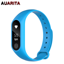 M2 Smart Band Heart Rate Sleep Monitor Pedometer Smart Wristband with Alarm Colock Bluetooth smart bracelet