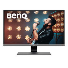 "Benq EW3270U, 80 cm (31.5""), 3840 x 2160 pixels, 4K Ultra HD, LED, 4 ms, Black, Grey, Metallic"