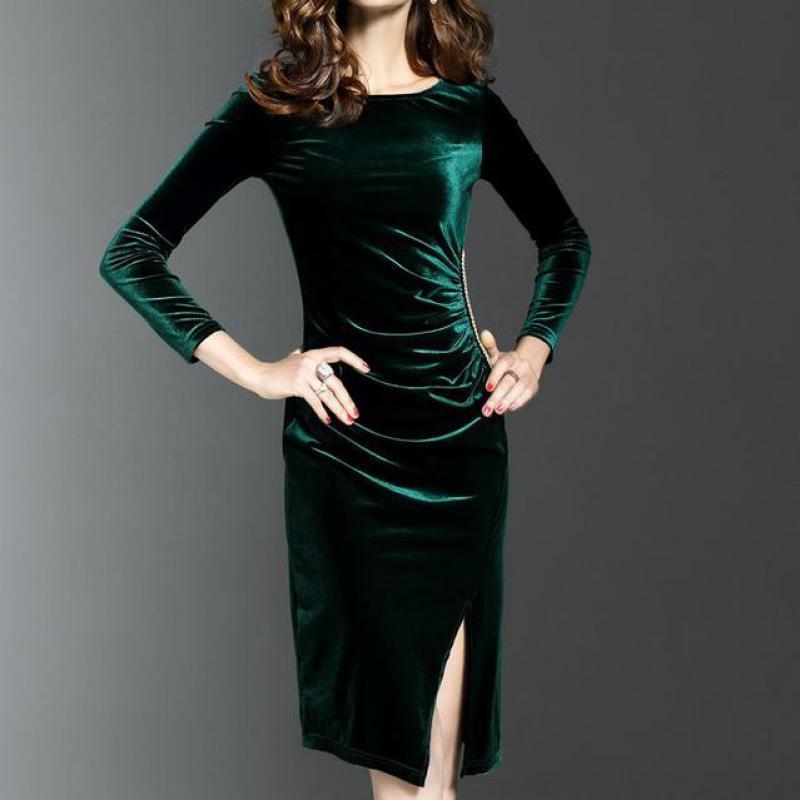 платье бархатное стиле фото думаете