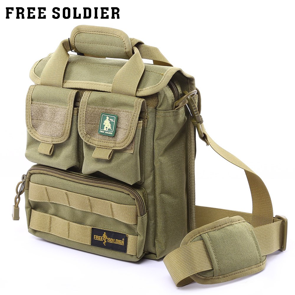 free soldier full cordura material military tactical hiking camping
