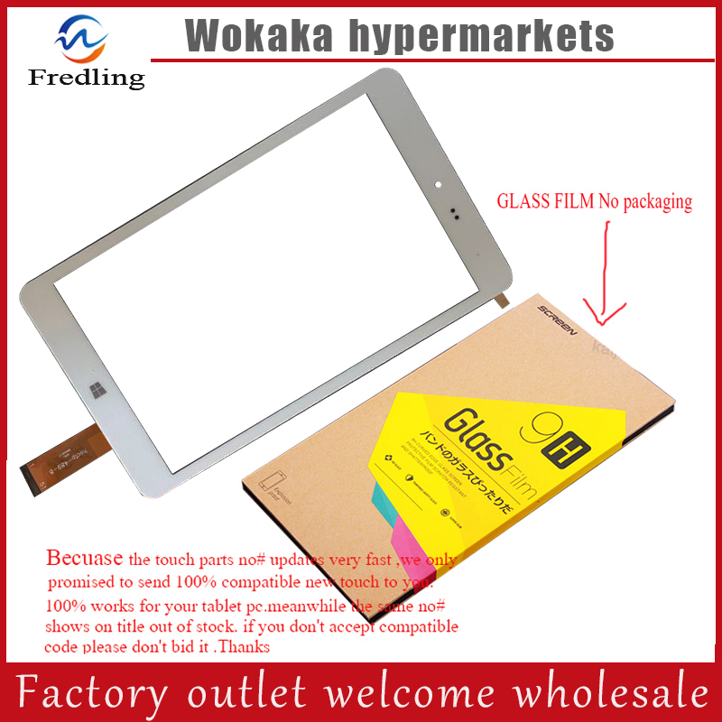 New HSCTP-489-8 For 8'' Chuwi Hi8 Touch panel Touch Screen Replacement for Chuwi Hi8 Touch digitizer glass new 8 inch tablet pc case for chuwi hi8 touch panel screen replacement for chuwi hi8 handwritten screen free shipping