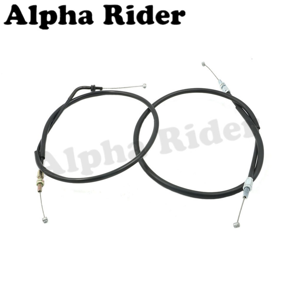 Throttle Oil Cables Line Accelerator Wires For Kawasaki Klx 250 Klr Wiring Diagram Klx250 1994 2007 2006 2005 2004 2003 1999 1998 1997 1996 1995 In Covers Ornamental