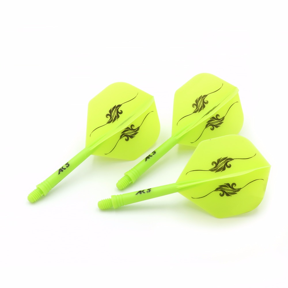 CUESOUL Rost Integrated Dart Shaft and Flights Standard Shape Set of 3 pcs in Darts from Sports Entertainment