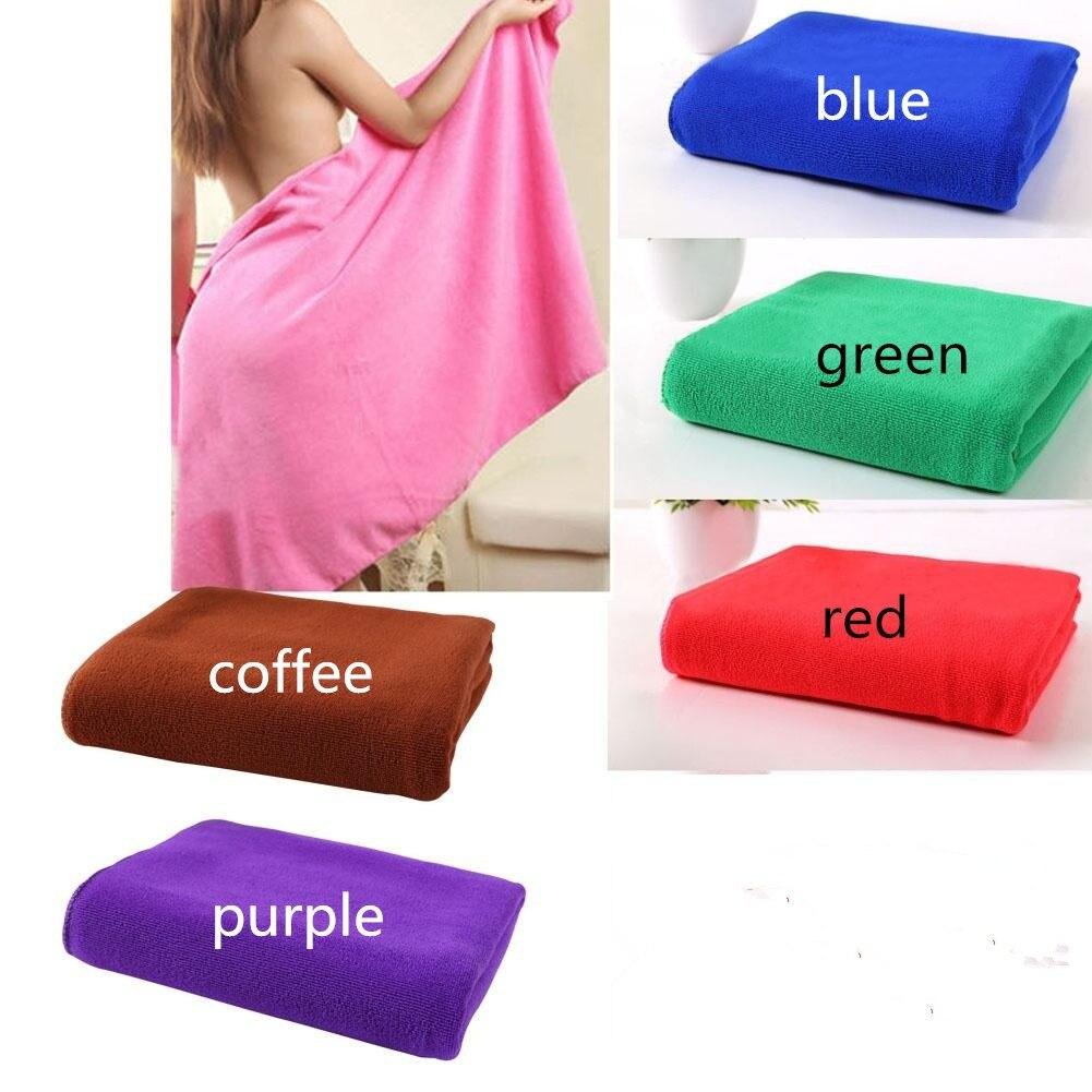 Best Quick Dry Towel For Gym: Quick Dry Microfiber Bath Gym Towel Beach Family Towel