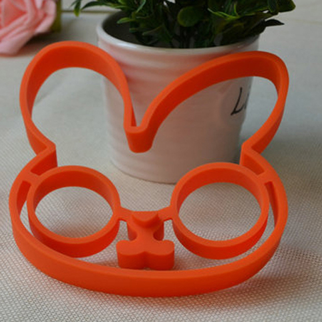 Silicone Bunny Egg Frying Mold