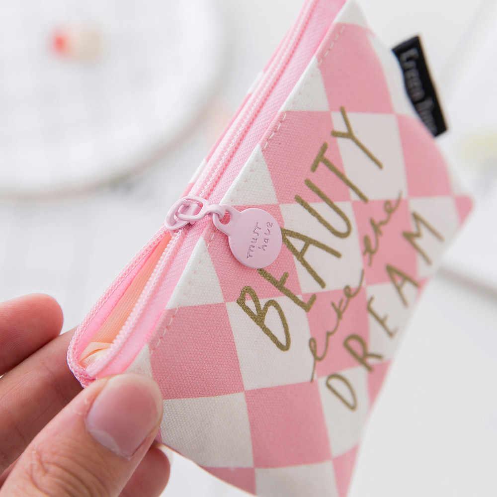 Geldbörse Frauen brieftaschen Mädchen Niedlich Mode Drucken Geldbörse mini tasche Ändern Beutel Schlüssel Halter kleine geldbörsen brieftaschen pochette * 0,35