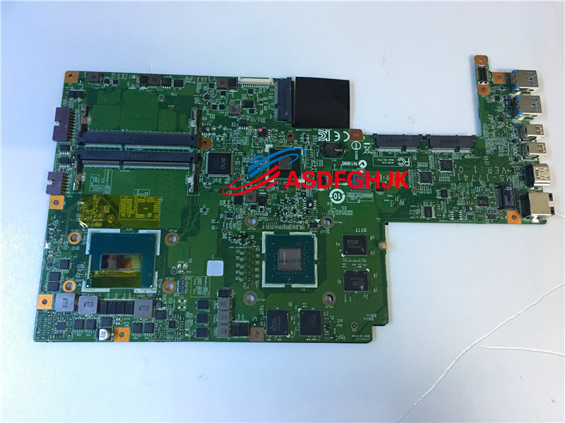 GENUINE FOR MSI GS70 GS72 MS 17741 MS 1774 font b Laptop b font Moederbord WITH