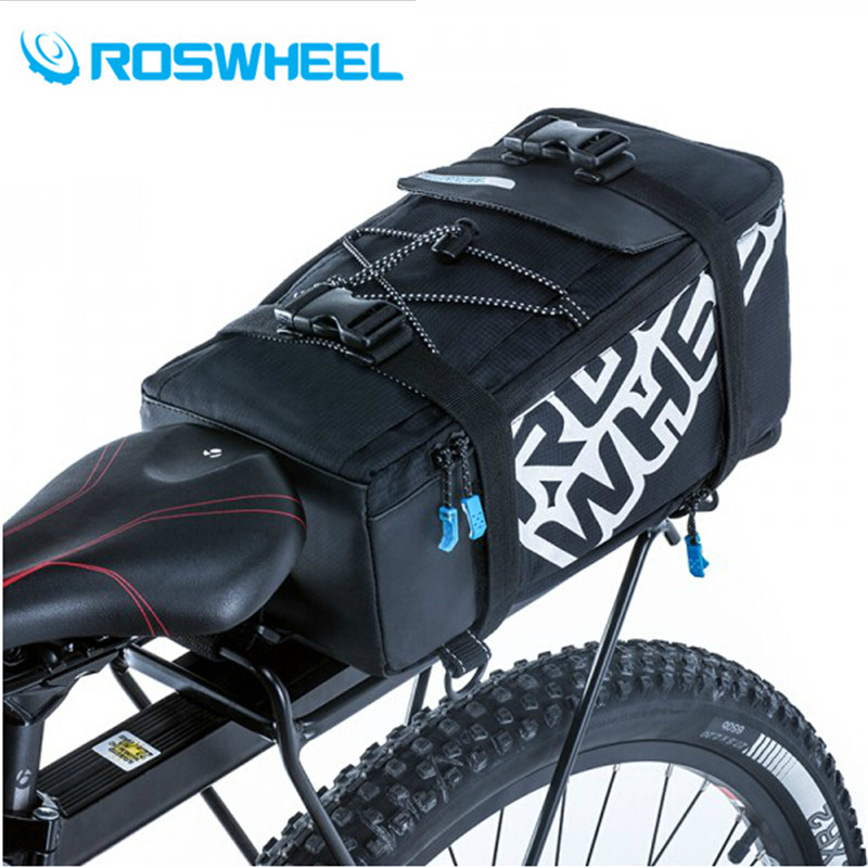 font b Bicycle b font font b Bag b font Roswheel Multifunction Bike Tail Rear