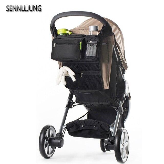016840b45ef Tas Stroller Untuk Kursi Roda Tas Untuk yoya Accessorie Kereta Bayi  Strollers Pram Stroller Babyzen yoyo