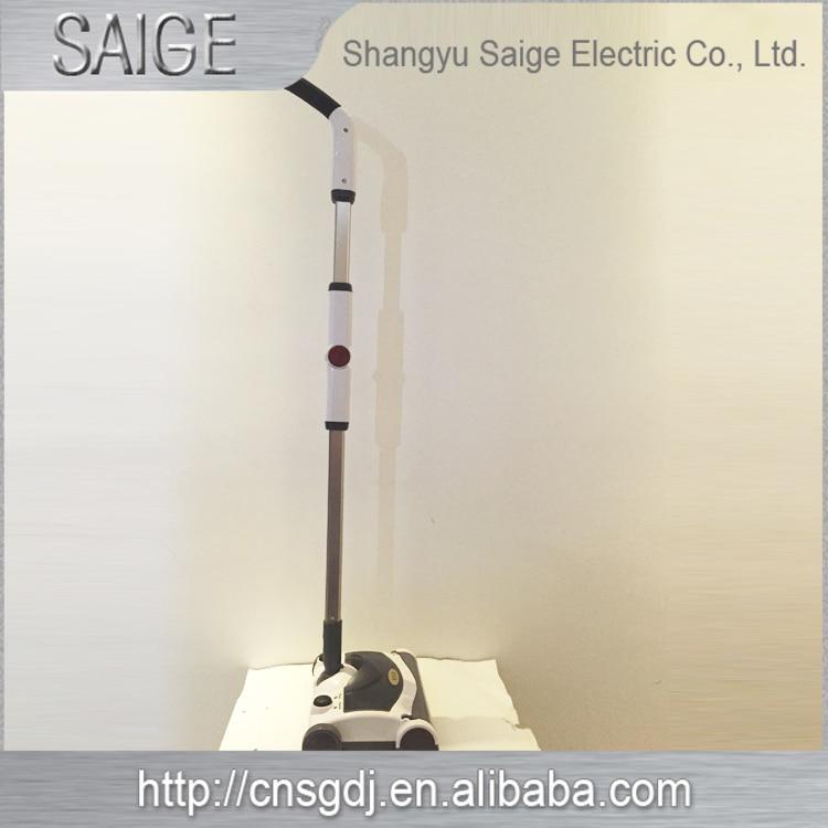 Electric Floor Sweeper Bend Handle Stick Broom Mop Carpet Floor Vacuum  Cleaner For Home Dust Cleaner