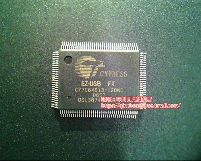 10pcs CY7C64613-128NC QFP  new 10pcs pic9054 ac50pi pic9054ac50pi qfp new