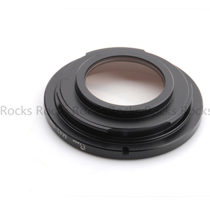 Image 5 - Pixco For M42 Nikon Focus Infinity Lens Adapter Suit For M42 Mount Lens to Suit for Nikon Camera Glass
