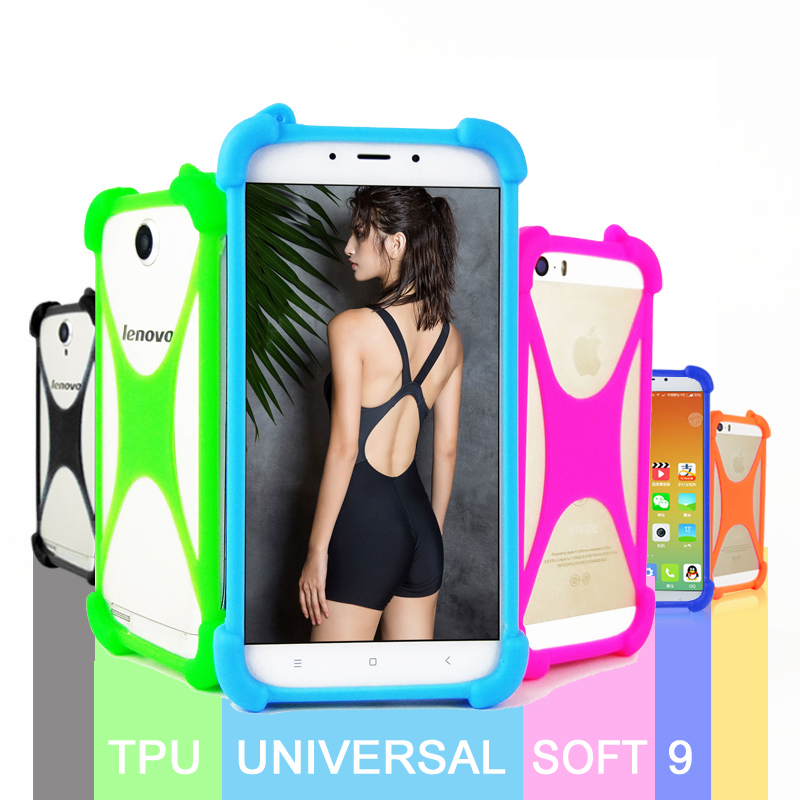 HOMTOM HT10 HT26 HT50 case cover Soft silicon Universal case for HomTom HT3 HT7 HT16 HT17 HT20 HT37 Pro cover Hot selling(China)