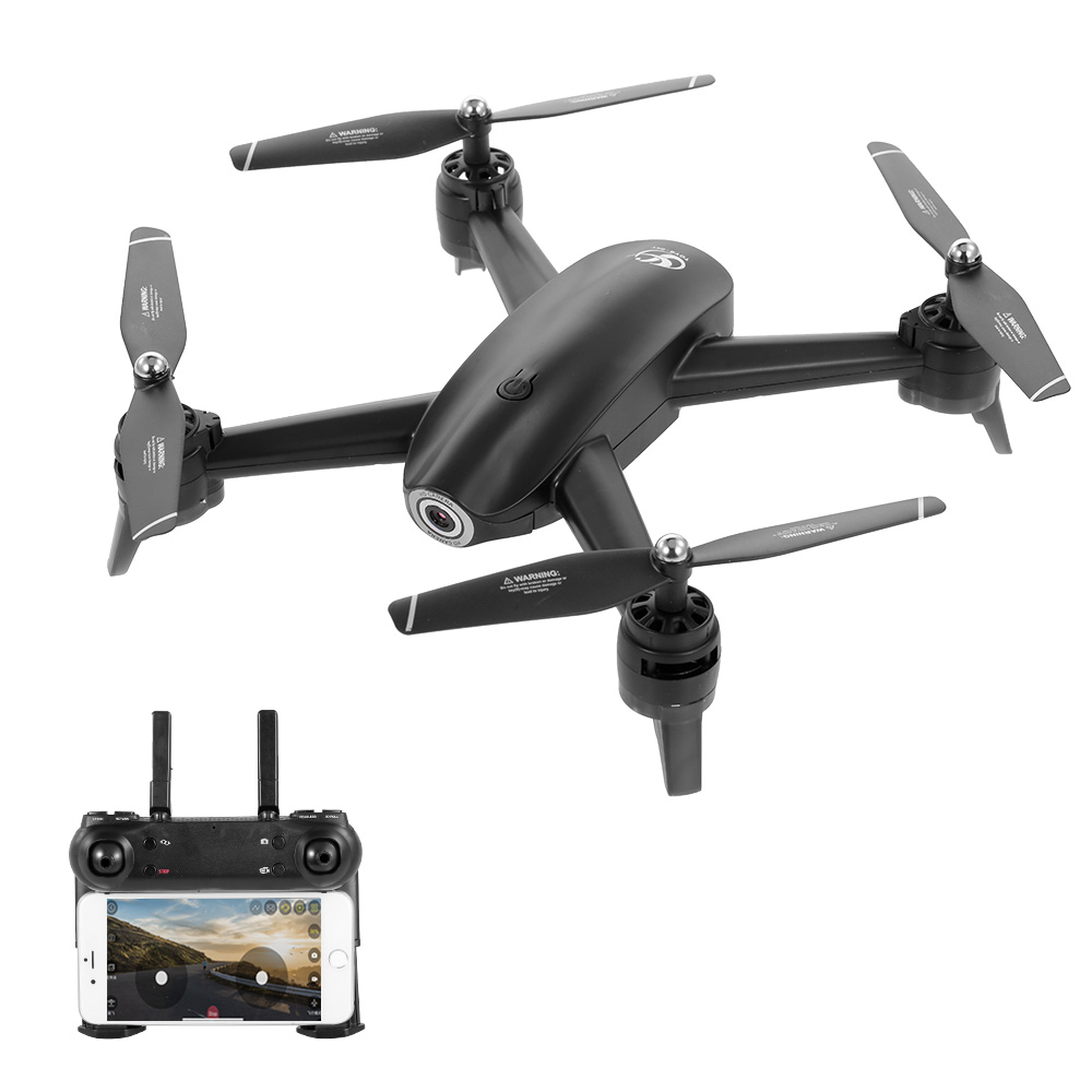 <font><b>S165</b></font> RC <font><b>Drone</b></font> with Camera 720P WiFi FPV Optical Flow Position Altitude Hold Gesture Photography Quadcopter for Kids image