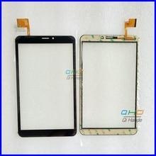 "Negro Nueva Digitalizador de Pantalla Táctil Para 8 ""Prestigio MultiPad wize 3408 4G de la Tableta Táctil de reemplazo del sensor del panel Envío gratis"