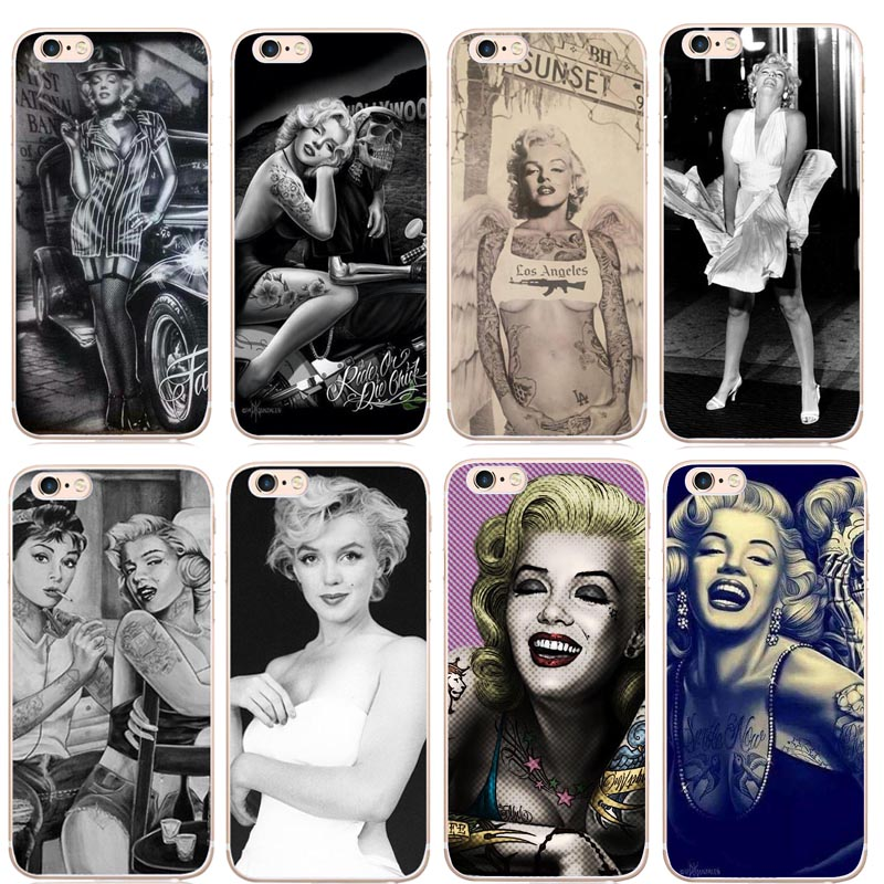 cover iphone 5s marilyn monroe
