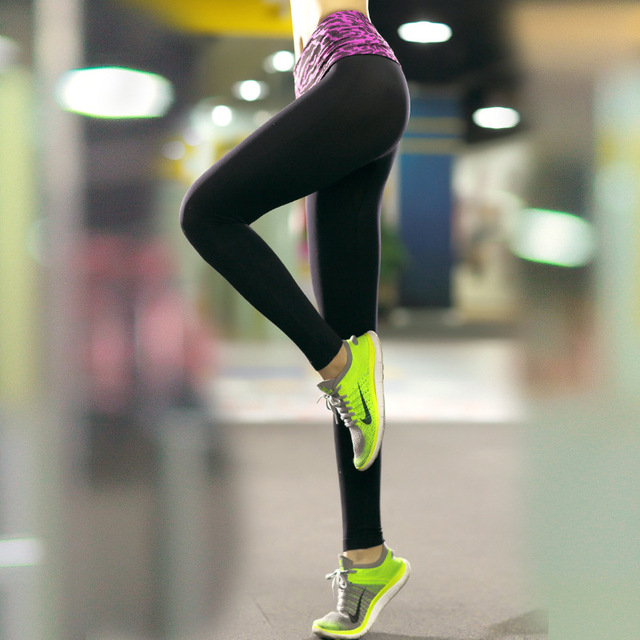 High Quality Women  Leggings Fitness   Leggings Quick Dry Comfortable Trousers Women  Pants Y16020