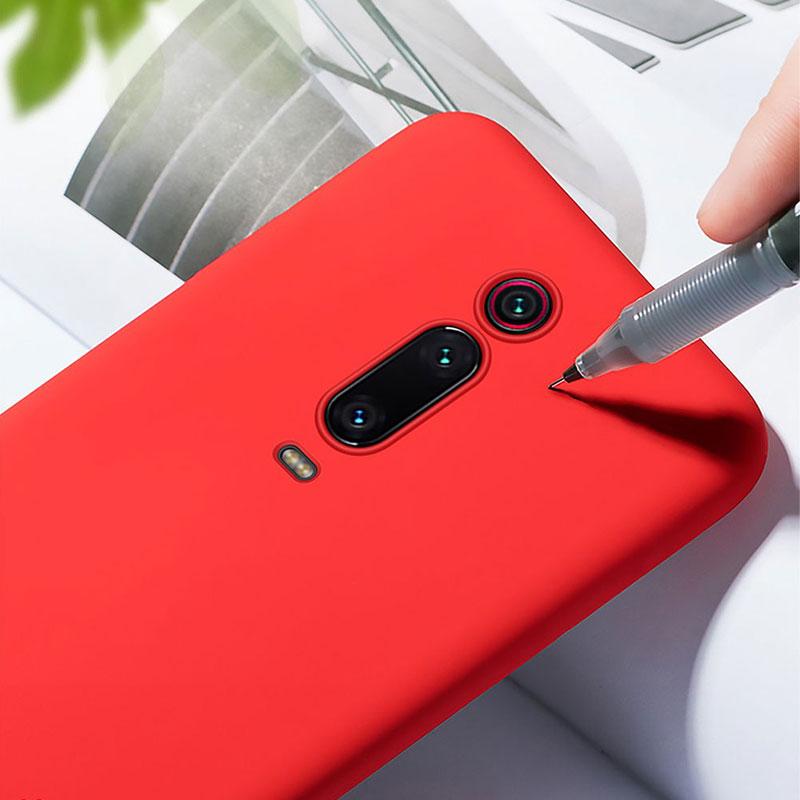 Xiaomi Redmi K20 Pro K20pro Case Matte Cover Silicon Soft TPU Funda For Xiaomi Redmi 7 7A Note 6 7 Pro 6A S2 Case