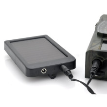 Hunting Camera Battery Solar Panel Charger External Power for Trail Camera HC300M HC500M HC500G