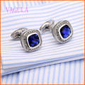 New Designer CZ Rhinestone Cuff links Trendy Shirt Gemelos cuff buttons new vintage round cufflinks men wedding party gift