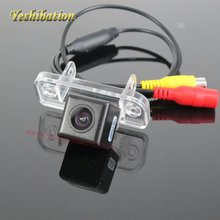 Car Rear Camera For MB Mercedes Benz SLK R171 2004~2011 High Definition Reversing Park Camera License Plate Light DIY