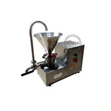 CE одобренный арахисовый коллоидный станок для производства сливочного масла коллоидная мельница