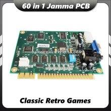 60 в 1 мульти игра PCB казино Коктейльные аркадные детали кабинет Multigame Jamma доска DIY классическая игра комплект для столешницы машины