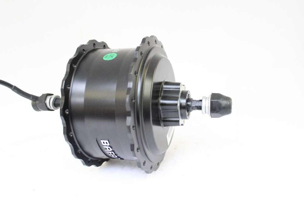 Bafang Ebike Electric Bike 36V 250W 190mm Brushless Geared Cassette Fat Rear Hub Motor for rear wheel