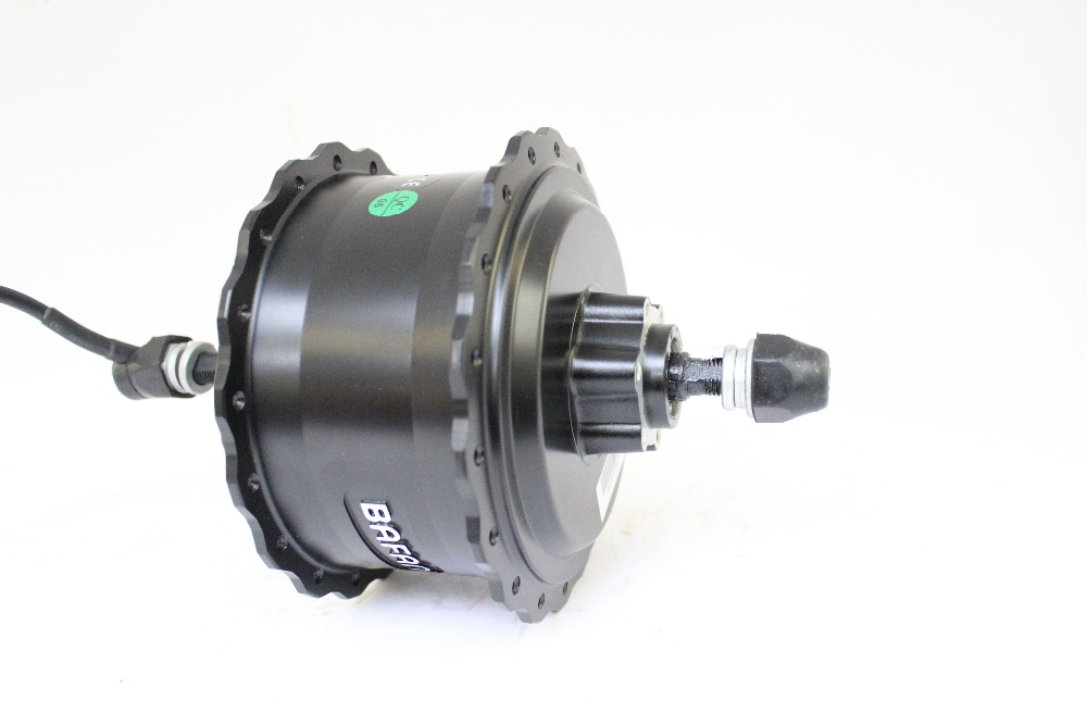 NewArrived 36V 48V 500W 8Fun Bafang Brushless Geared DC Cassette Hub Rear Motor Dropout 175/190mm FatTire ebike Electric Bicycle