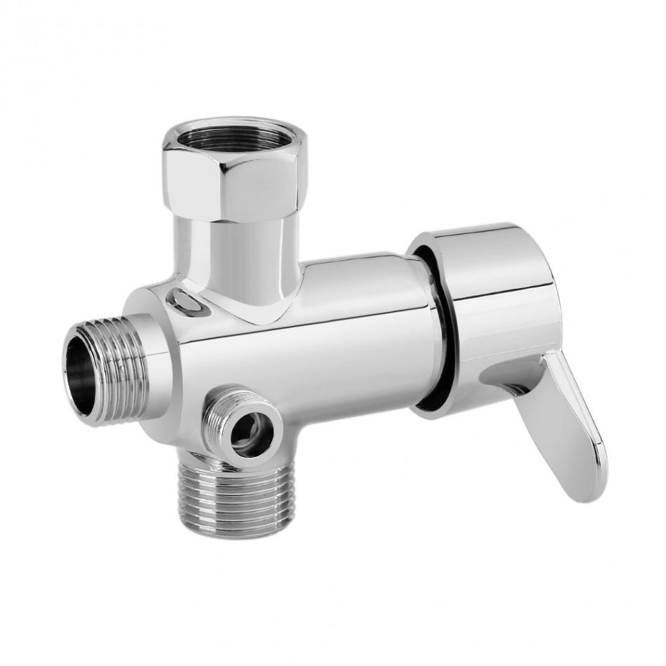 Toilet Bidet Attachments Hot/Cold Water Diverter Valve T ...