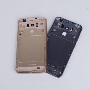 Image 3 - غلاف الهاتف الأصلي الغطاء الخلفي غطاء البطارية الخلفية لشركة آسوس Zenfone 3 ماكس ZC553KL 5.5 بوصة ذات جودة عالية في الأوراق المالية