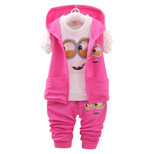 Set of 3 Kids Sport Suit