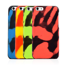 Get more info on the Heat Sensitive Mobile Phone Case Cold Thermal Fluorescent Case Color Changed Soft Protective Back Shell for iphone 5s 5 se